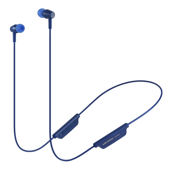 Наушники Bluetooth Audio-Technica — ATH-CLR100BT Blue