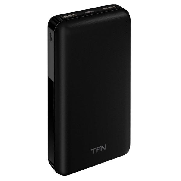 Внешний аккумулятор TFN PB-203 20000mAh BasicDuo Black фото