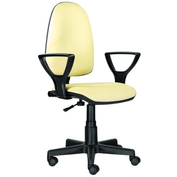 Кресло компьютерное Brabix Prestige Ergo MG-311 Beige (531878)