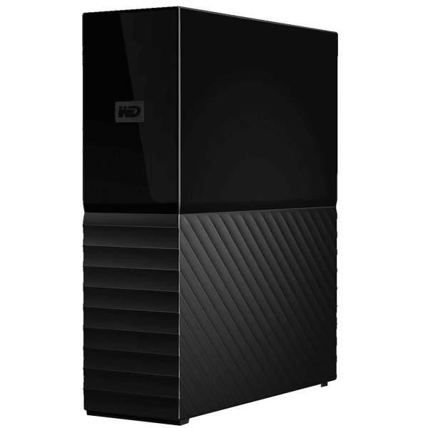 "Внешний жесткий диск 3.5"" WD — 14 TB My Book (WDBBGB0140HBK-EESN)"