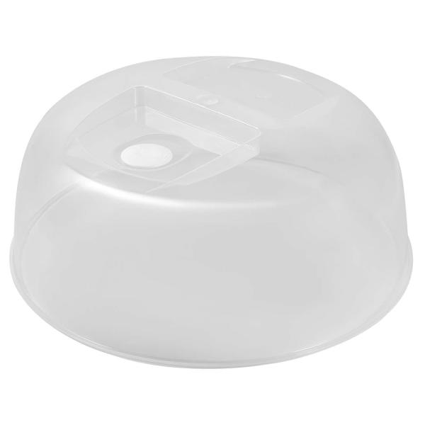 Крышка для посуды в микроволновую печь Plast Team 25,8см (PT9292/МНАТ-27)
