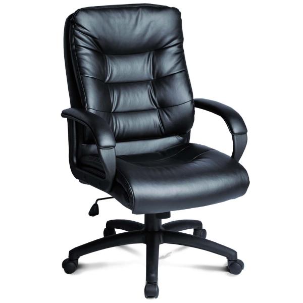 Кресло компьютерное Brabix Supreme EX-503 Black (530873) - отзывы покупателей, владельцев в интернет магазине М.Видео - Волгоград - Волгоград