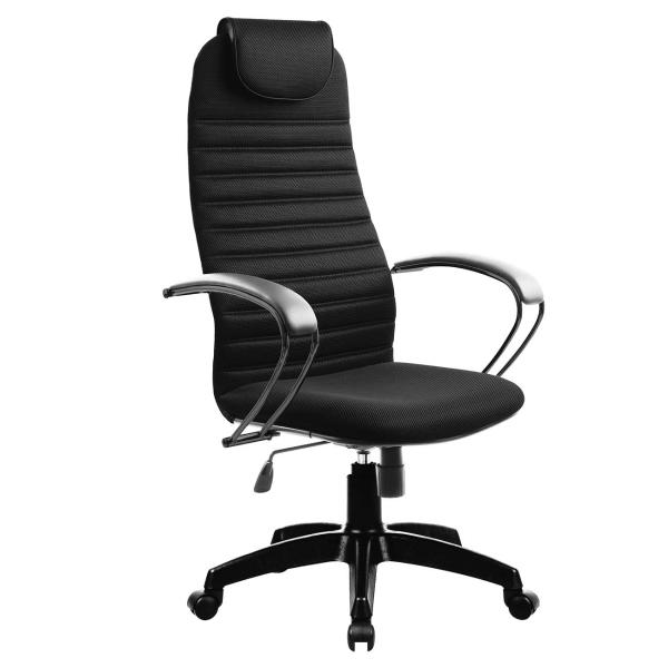 Купить Кресло компьютерное Метта BP-10PL Black (531881) в каталоге интернет магазина М.Видео по выгодной цене с доставкой, отзывы, фотографии - Екатеринбург