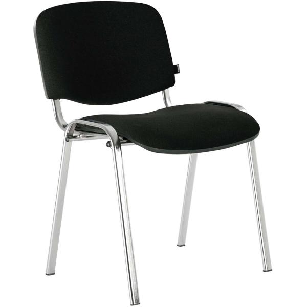 Купить Кресло компьютерное Brabix Iso CF-001 Black (531419) в каталоге интернет магазина М.Видео по выгодной цене с доставкой, отзывы, фотографии - Омск