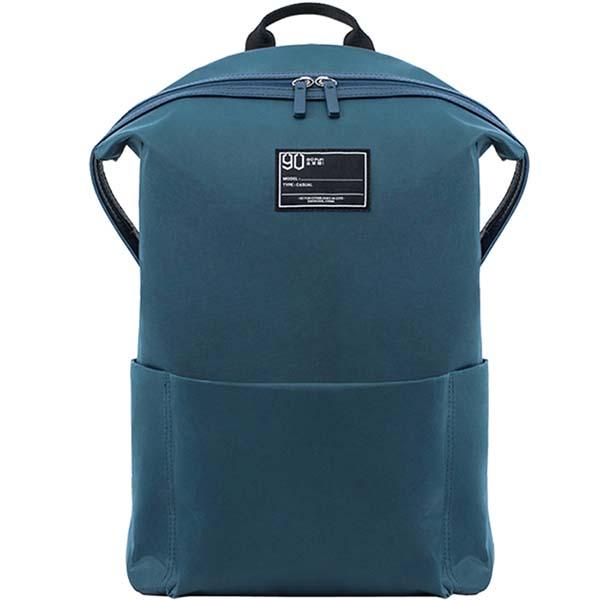 Рюкзак для ноутбука Ninetygo Lecturer Leisure Grey/Light Blue