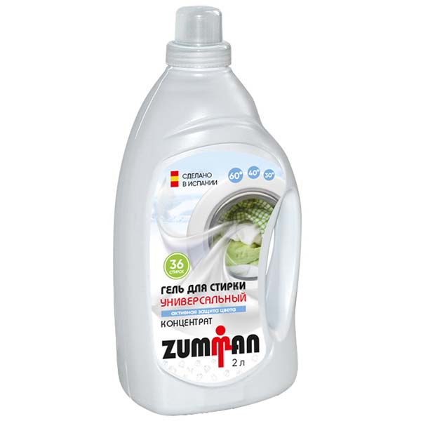 Жидкость для стирки Zumman