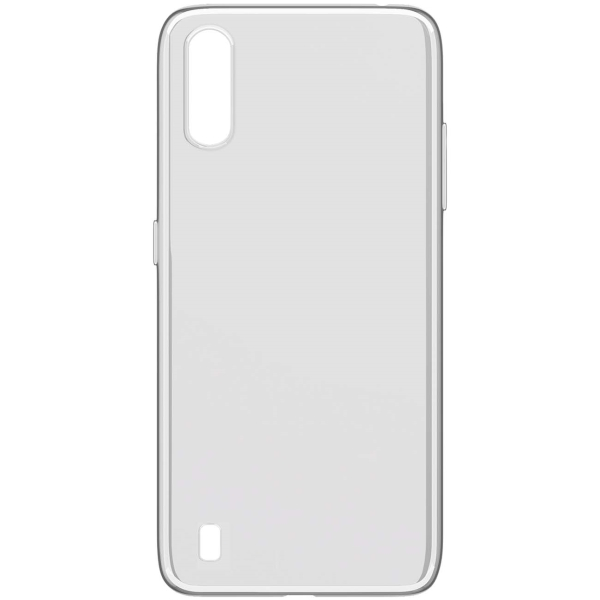 Чехол Vipe Color для Samsung Galaxy A01, Transparent