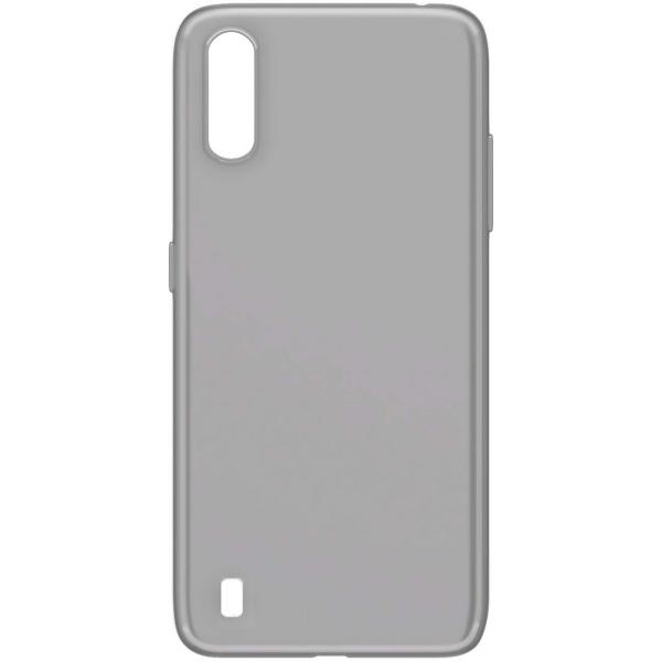 Чехол Vipe Color для Samsung Galaxy A01, Transparent Grey