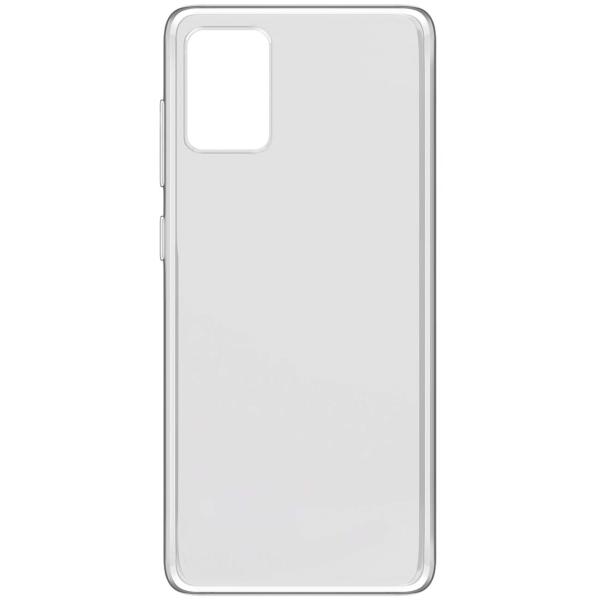 Чехол Vipe Color для Samsung Galaxy A71, Transparent