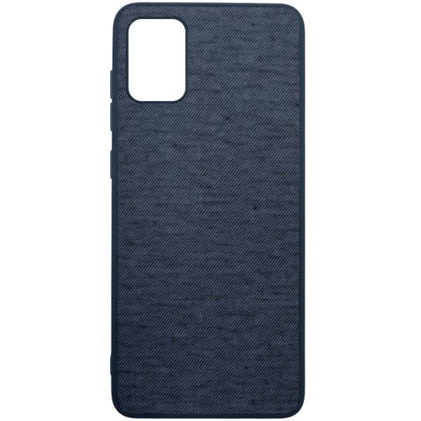 Чехол Vipe Soft для Samsung Galaxy A71, Dark Blue