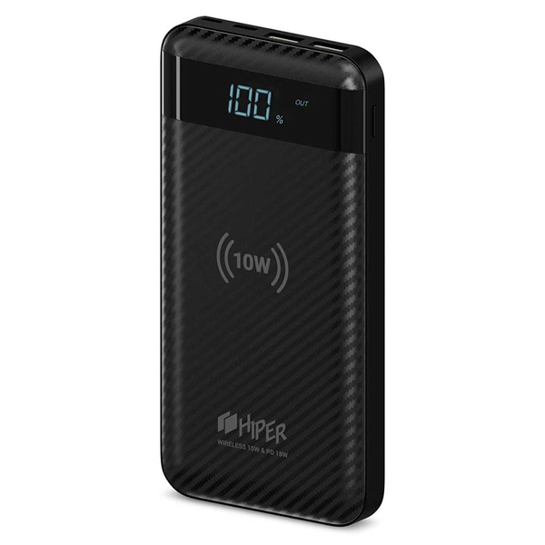 Внешний аккумулятор HIPER — SX10000 Black
