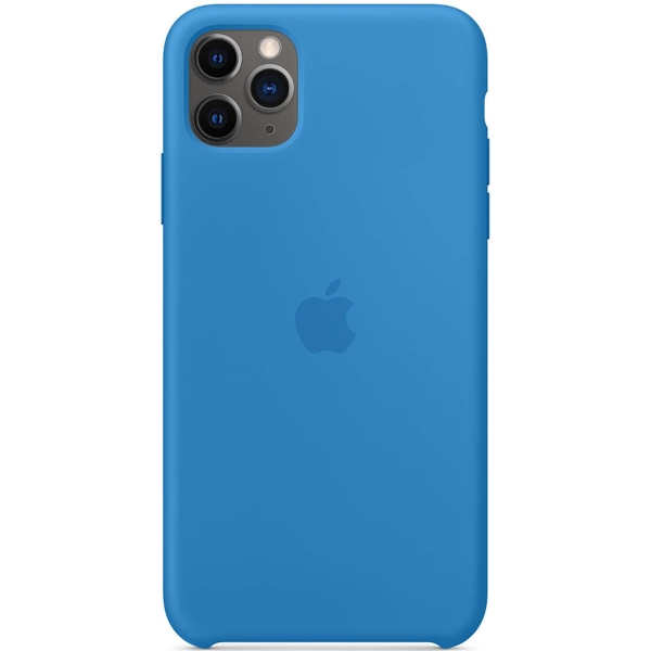 Чехол Apple iPhone 11 Pro Silicone Case Surf Blue (MY1F2ZM/A) фото