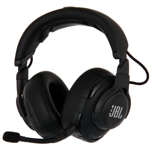 Купить Игровые наушники JBL Quantum ONE (JBLQUANTUMONEBLK) в каталоге интернет магазина М.Видео по выгодной цене с доставкой, отзывы, фотографии - Томск
