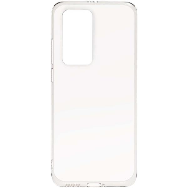 Чехол InterStep SLENDER MV для Huawei P40 Pro, Transparent фото