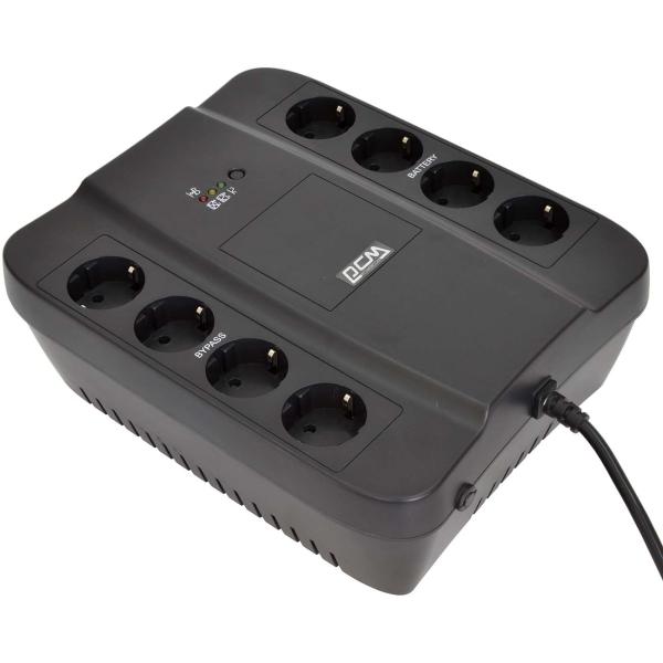 Блок бесперебойного питания Powercom — SPD-650N