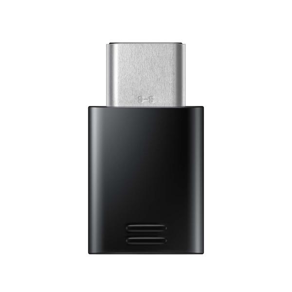 Переходник для планшетного компьютера Samsung microUSB-Type-C, Black (EE-GN930BBRGRU)