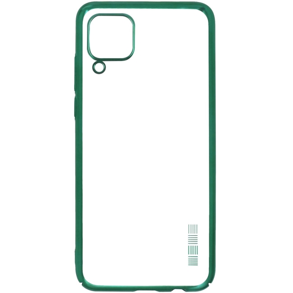 Чехол InterStep DECOR NEW MAT MV для Huawei P40 Lite, Green фото