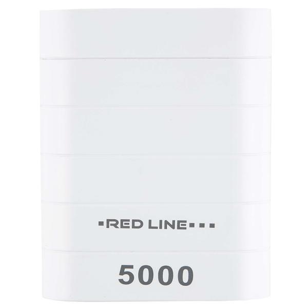 Внешний аккумулятор Red Line S5000 5000mAh, White (УТ000013534) фото