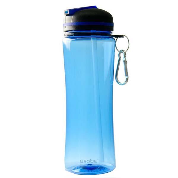 Бутылка для воды Asobu Triumph 0,72л TWB9 Blue фото