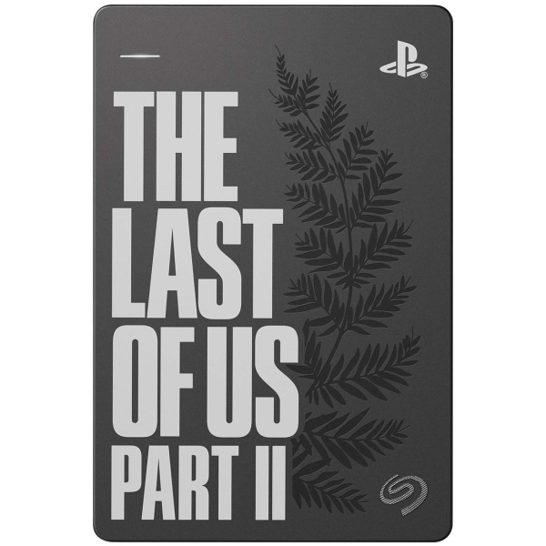 Аксессуар для игровой консоли Seagate — 2TB Game Drive PS4 The Last of Us 2 (STGD2000202)