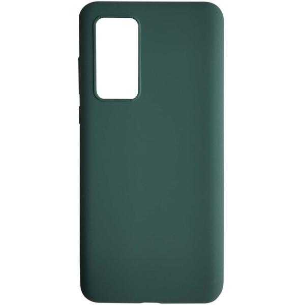 Чехол InterStep REGULAR MV для Huawei P40, Dark Green фото