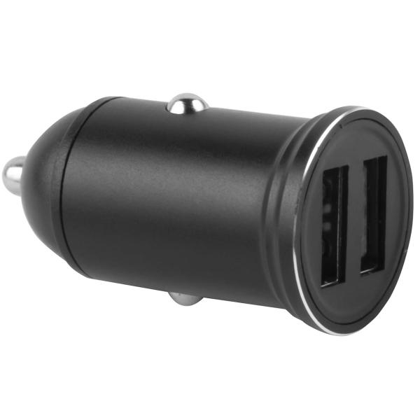 Автомобильное зарядное устройство Red Line Tech 2 USB , 2.4А Black