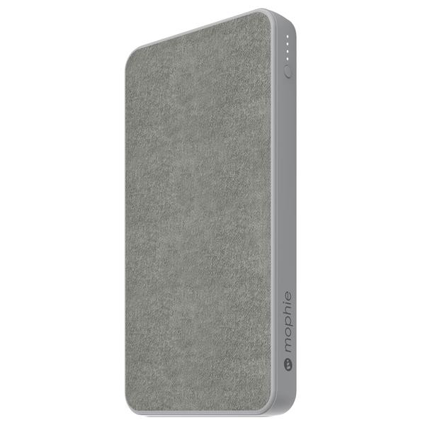 Внешний аккумулятор Mophie 10000 мАч PowerStation 2019 серый фото