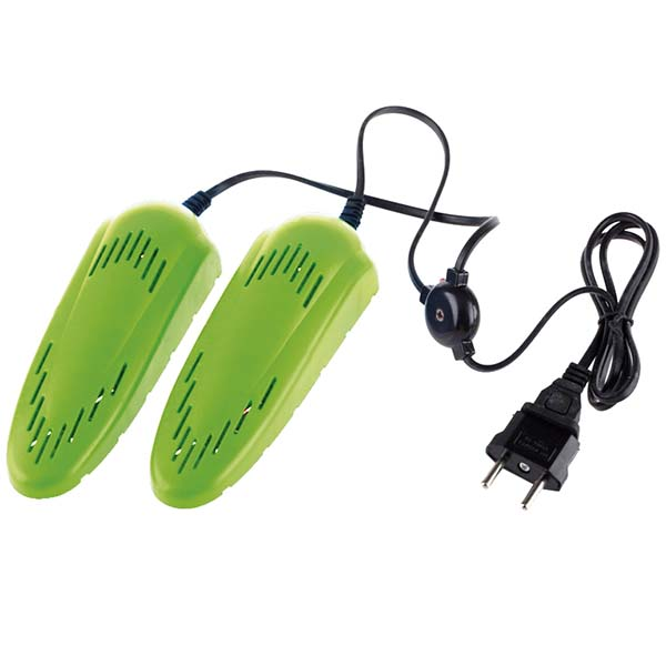 Сушилка для обуви Ergolux — ELX-SD01-C16 салатовая (для детской обуви)