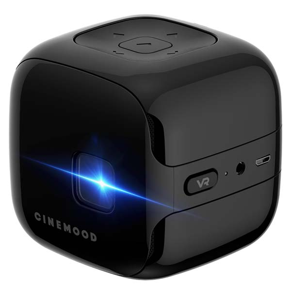 Smart Проектор Cinemood Кубик VR + 3 месяца подписки (CNMD0019DM 3M)