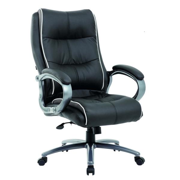 Кресло компьютерное Brabix Strong HD-009 Black/Grey (531945) фото