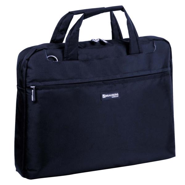 """Купить Кейс для ноутбука до 13"""" Brauberg Chance Black (240455) в каталоге интернет магазина М.Видео по выгодной цене с доставкой, отзывы, фотографии - Смоленск"""