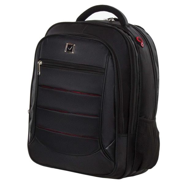 Рюкзак для ноутбука Brauberg Flagman Black/Red (224454)