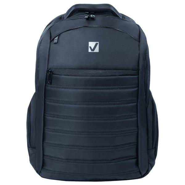 Рюкзак для ноутбука Brauberg Patrol Black (224444) черный