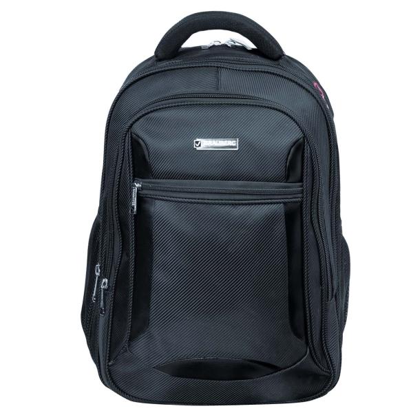 Рюкзак для ноутбука Brauberg Relax 3 Black (224455)