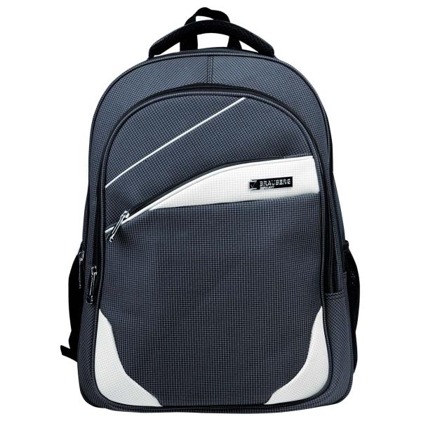 Рюкзак для ноутбука Brauberg Sprinter Grey/White (224453)