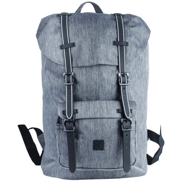 Рюкзак для ноутбука Brauberg Кантри Grey Melange (227082)