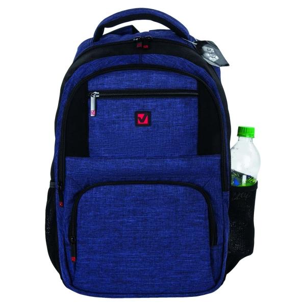 Рюкзак для ноутбука Brauberg Dallas Blue (228866) фото