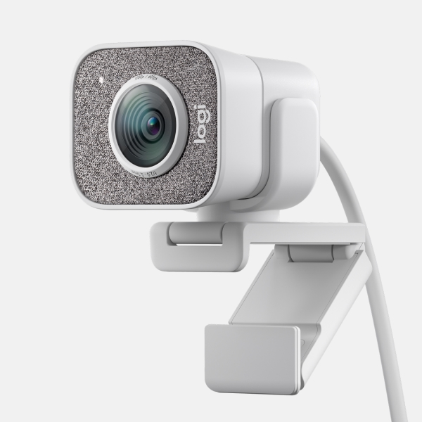 Web-камера Logitech StreamCam OffWhite (960-001297)