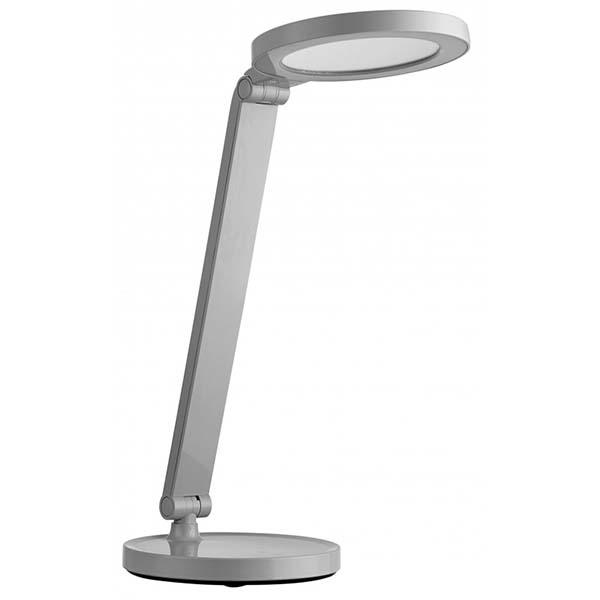 лампа настольная светодиодная camelion kd 824 led 9 вт 230в с зеркалом белый Светильник LED Camelion KD-824 White (настольный, LED, с зеркалом)