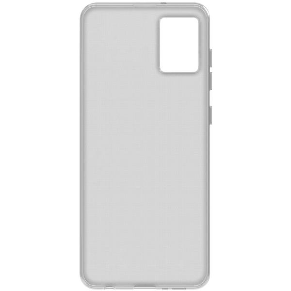 Чехол Vipe Galaxy A31 Color прозрачный (VPSGGA315COLTR) фото