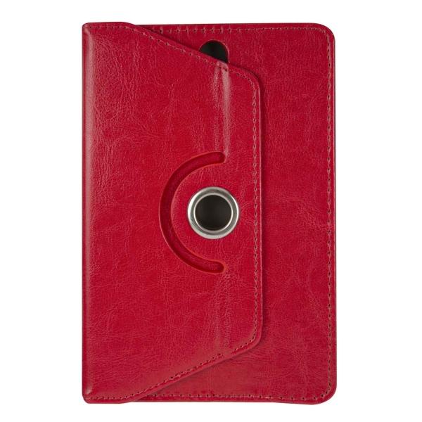 Чехол для планшетного компьютера Red Line Универсальныйсповорот.механ.7дюймовкрасный