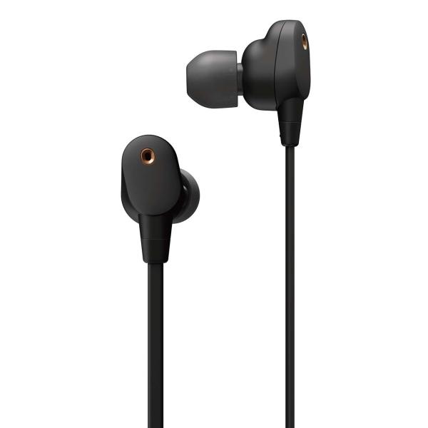 Наушники внутриканальные Bluetooth Sony WI-1000XM2 Black