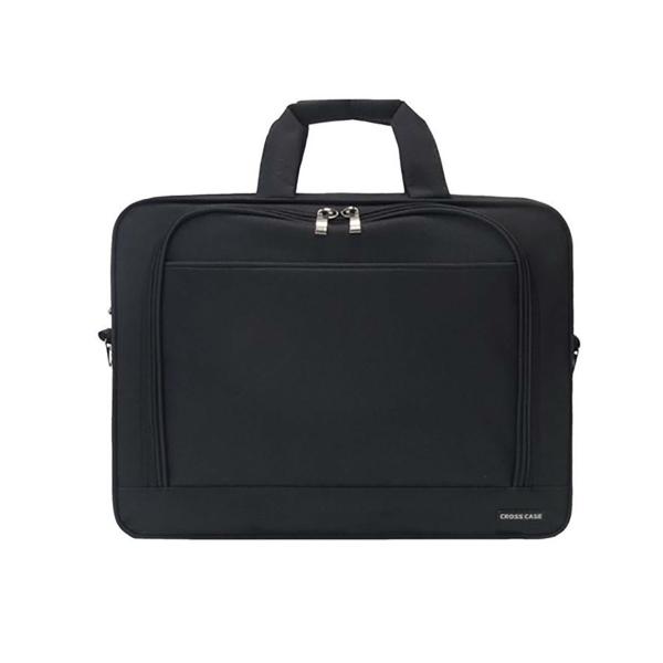 Кейс для ноутбука Cross Case CC15-004 Black - характеристики, техническое описание в интернет-магазине М.Видео - Тула - Тула