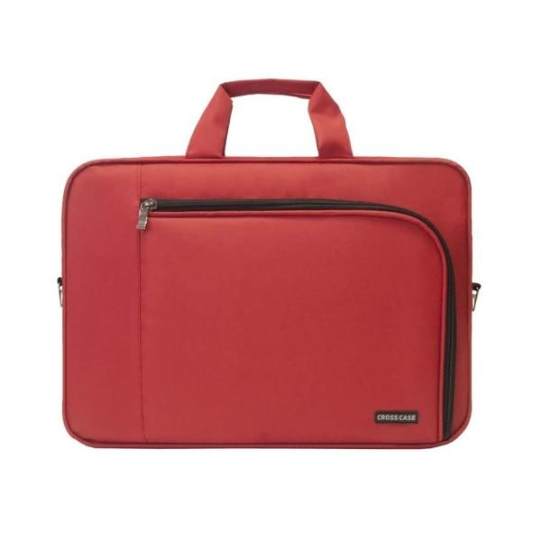 Кейс для ноутбука Cross Case — CC15-006 Red