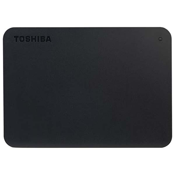 "Внешний жесткий диск 2.5"" Toshiba — 4TB Canvio Basics Black (HDTB440EK3CA)"
