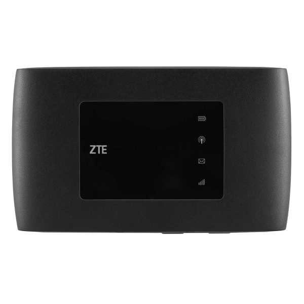 Wi-Fi роутер ZTE — MF920 4G Black