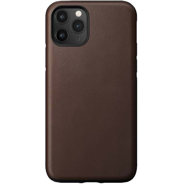 Чехол Nomad — Rugged Case д/iPhone 11 Pro, D.Brown (NM21WR0R00)