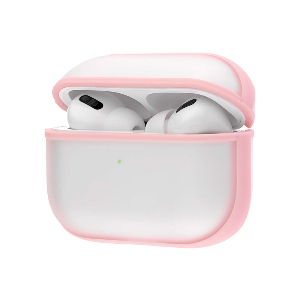Аксессуар для AirPods InterStep Muddy View для футляра AirPods PRO, Pink фото