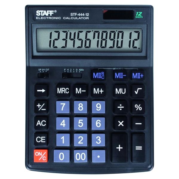 Калькулятор Staff STF-444-12 (250303)