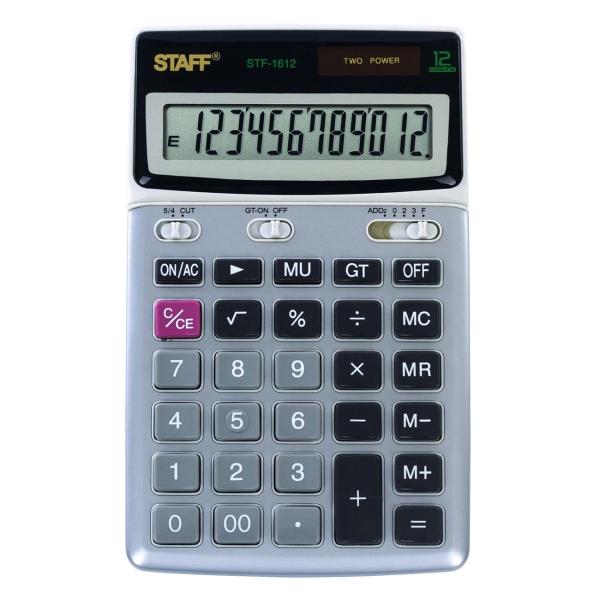 Калькулятор Staff STF-1612 (250120)